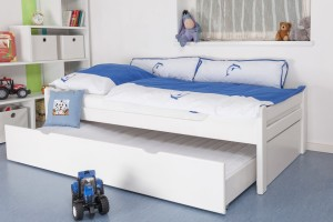 Kinderbett - Bett mit Bettkasten