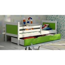 Kinderbett mit bettkasten  Kinderbett mit Bettkasten ✓ Los geht's! Dein Kinderbett