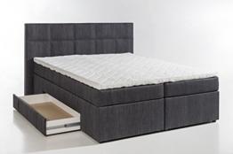 bett mit schubladen finde dein funktionsbett mit bettkasten. Black Bedroom Furniture Sets. Home Design Ideas