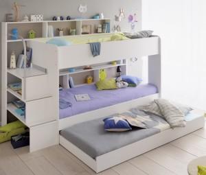 Hochbett mit Bettkasten