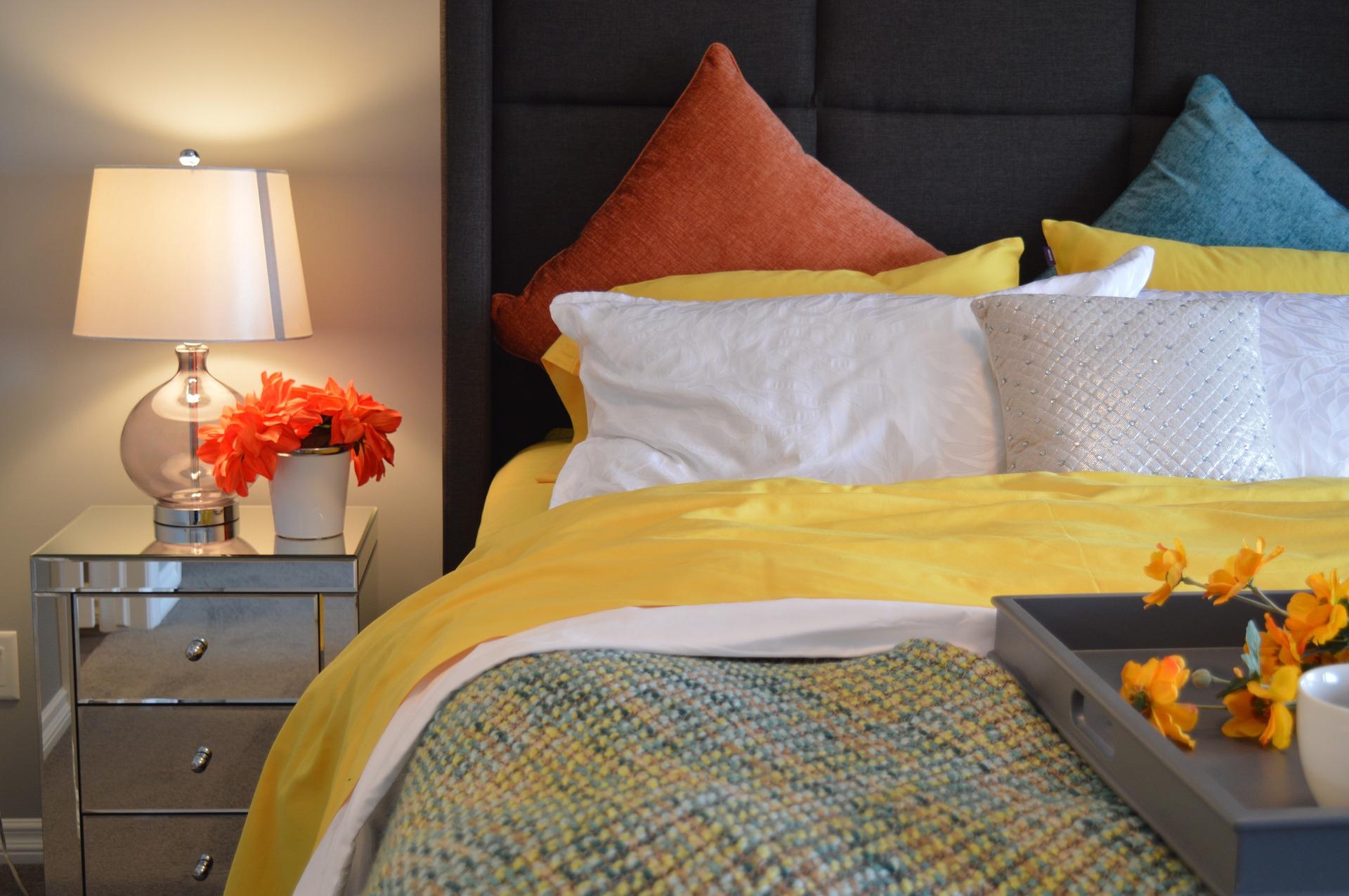 Betten der Neuzeit