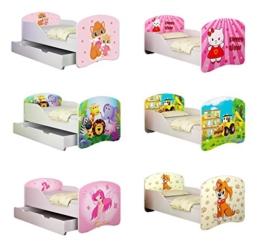 kinderbett mit bettkasten los geht 39 s dein kinderbett. Black Bedroom Furniture Sets. Home Design Ideas