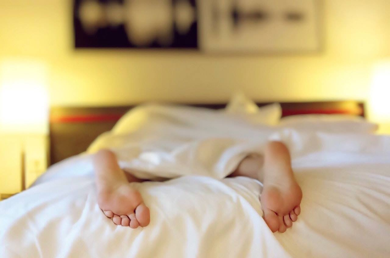 Schlafcouch oder Bett